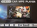 Магнітола автомобільна ZIRY 7018G 2din, сенсорний екран 7 дюймів, фото 5