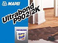Двухкомпонентный эпоксиднополиуретановый клей для паркета Ultrabond P902 2K 10кг, Mapei