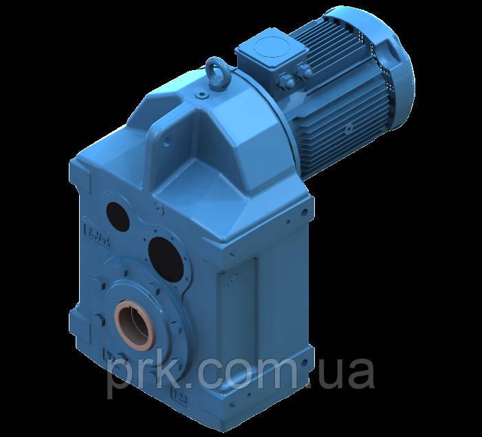 Цилиндрические мотор-редукторы с параллельными валами   I-MAK