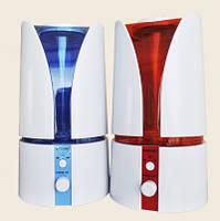 Увлажнитель воздуха ультразвуковой Zenet 402 - 36 синий \ красный