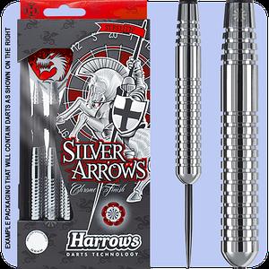 Дротики дартс Silver Arrow Harrows Англия 20, 22 и 24 грамма