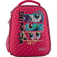 """Рюкзак школьный каркасный ортопедический ( ранец ) Kite """" Education """" My Little Pony ( LP19-531M )"""