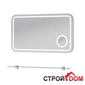 Зеркало с подсветкой и полкой Botticelli Rimini RmM-100