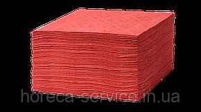 Салфетки ОРАНЖ столовые 33*33 см. 1\4 сложение, фото 2
