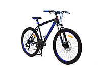 Горный велосипед 26 Benetti Apex чёрно-синий