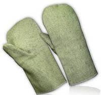 Брезентовые рукавицы 450 г/м.кв.