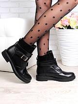 Ботинки LuX с пряжкой, фото 3