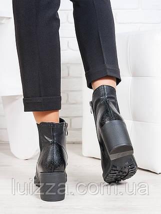 Ботинки натуральная кожа каблук 36-40р, фото 2