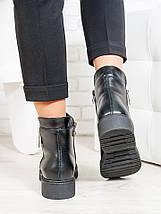 Ботинки Combі черная кожа 36-41р, фото 3