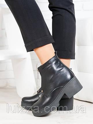 Ботинки натуральная кожа 36-40р, фото 2