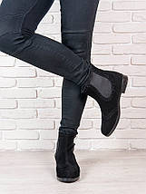 Ботинки замша Челси 36-40р, фото 3