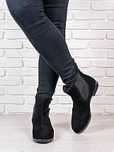 Ботинки замша Челси 36-40р, фото 2