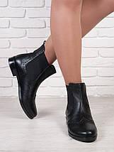 Ботинки Челси кожа 36-40р, фото 3