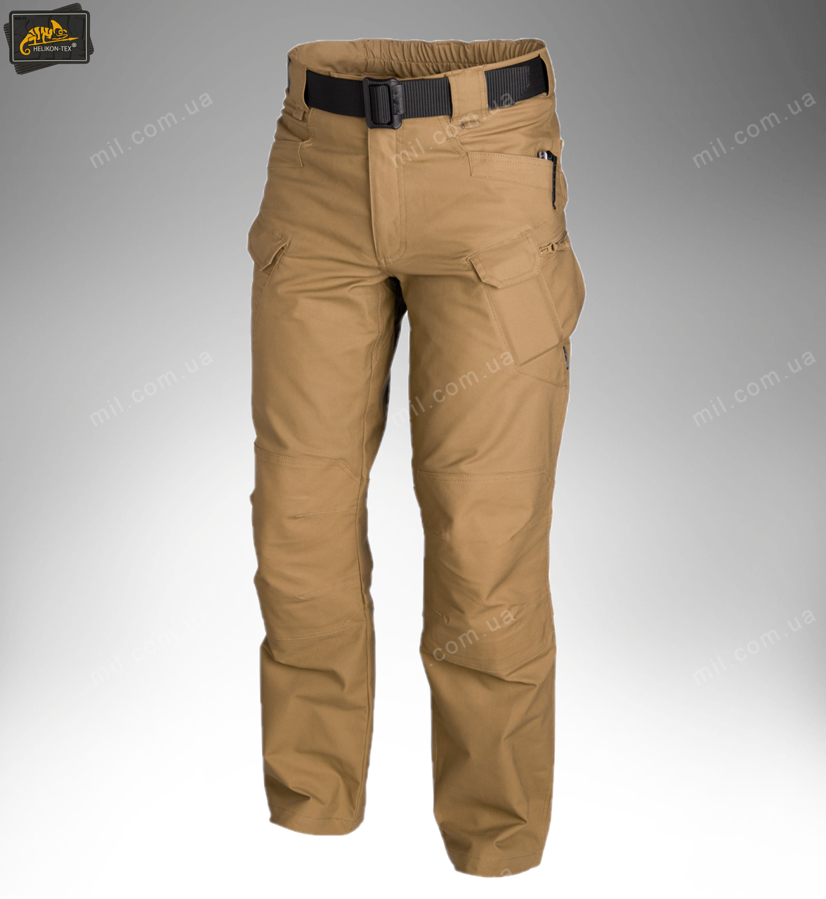 Тактичні брюки / штани Helikon Tex UTP Urban Tactical Pants (коричневий)