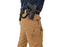 Тактичні брюки / штани Helikon Tex UTP Urban Tactical Pants (коричневий), фото 3