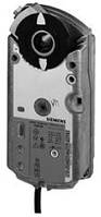Siemens GMA326.1E, 7 Nm, возвр. пружина, 2pt, 220 В AC, 2 доп.контакта
