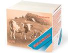 Суміш рослинно-вершкова «Шполянська» 72,5% жиру