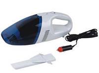Автомобильный вакуумный пылесос Vacuum Cleaner от прикуривателя 12V , фото 1