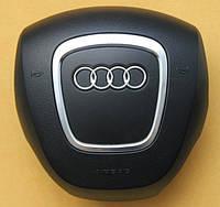 Накладка, заглушка на подушку безопасности, имитация Airbag, крышка в руль на Audi A4
