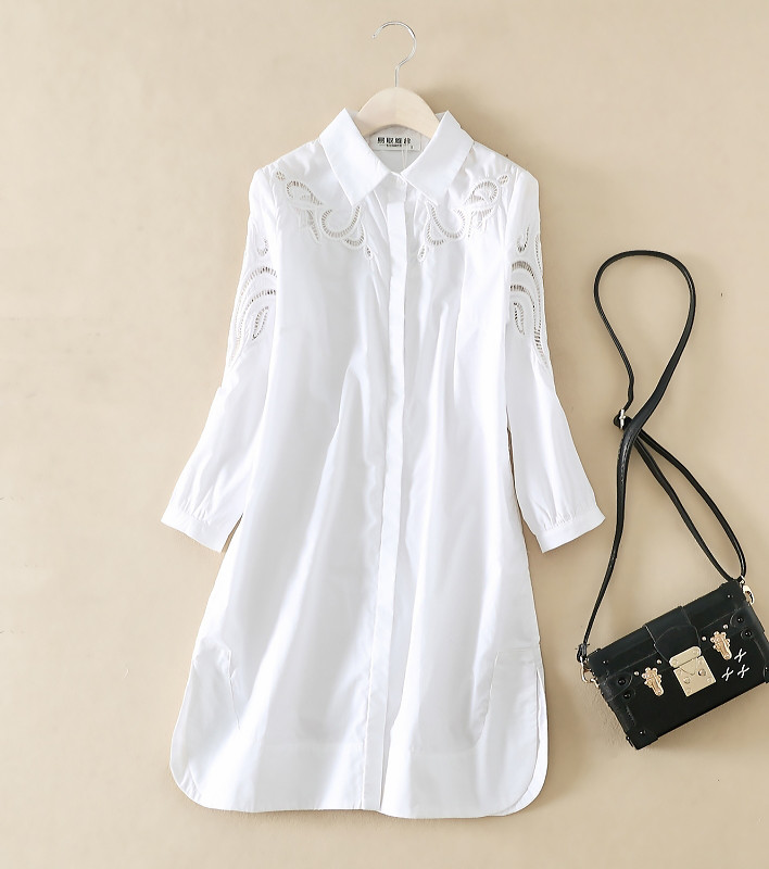 Жіноча сукня-сорочка Китай (в кольорах 44-46)