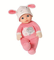 Кукла NEWBORN BABY ANNABELL - НЕЖНАЯ МАЛЫШКА (30 см, с погремушкой внутри)