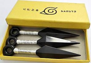 Японские кинжалы Kunai. Наруто Узумаки. Белые кунай Наруто., фото 2