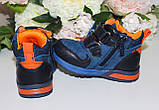 Демисезонные детские ботинки для мальчика, фото 4