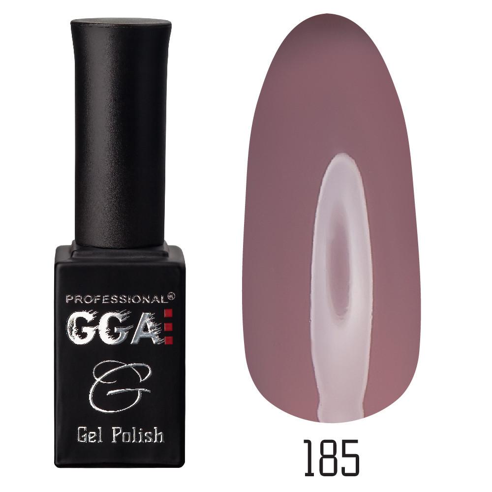 Гель-лак GGA Professional №185, 10ml