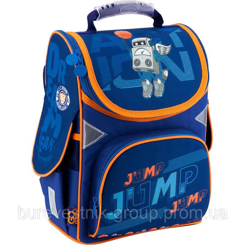 Рюкзак ( ранец ) школьный ортопедический каркасный Kite GoPack ( GO18-5001S-13 )