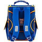 Рюкзак ( ранец ) школьный ортопедический каркасный Kite GoPack ( GO18-5001S-13 ), фото 2