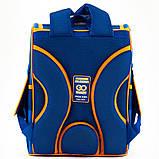 Рюкзак ( ранец ) школьный ортопедический каркасный Kite GoPack ( GO18-5001S-13 ), фото 3