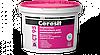 Акриловая шпаклевка для наружных работ (зерно 0,15 мм) Ceresit CT 95, 10 л