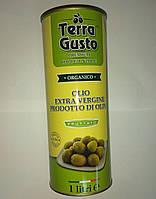 Масло оливковое Olio Extra Vergine Terra Gusto  Италия 1л
