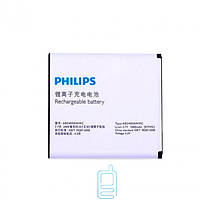 Аккумулятор Philips AB2400DAWMC 2400 mAh W6500 AAAA/Original тех.пакет