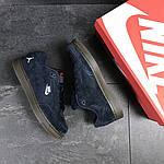 Мужские кроссовки Nike Jordan (Темно-синие) , фото 6