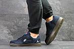 Мужские кроссовки Nike Jordan (Темно-синие) , фото 5