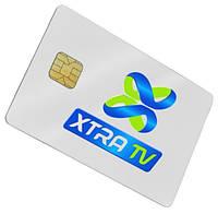 Карта доступа  XTRA-TV