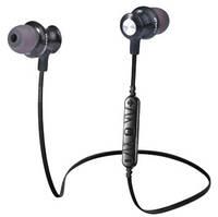 Беспроводные наушники с микрофоном Bluetooth гарнитура AWEI A980BL черные