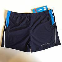 Плавки-шорты мужские Atlantic синий с голубым, фото 1