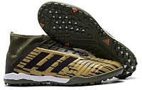 Сороконожки с носком Adidas Predator 18.1 TF (p. 39-45)