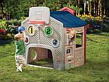 Дит.будиночок для ігор 4 в 1. Ігровий комплекс, фото 6