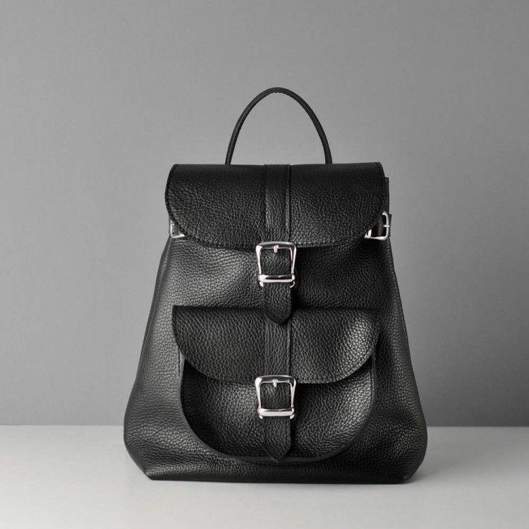 acfe48fb6ee9 Рюкзак женский Classik Black Jizuz арт. CL292510B - Интернет-магазин сумок  BagShop.ua