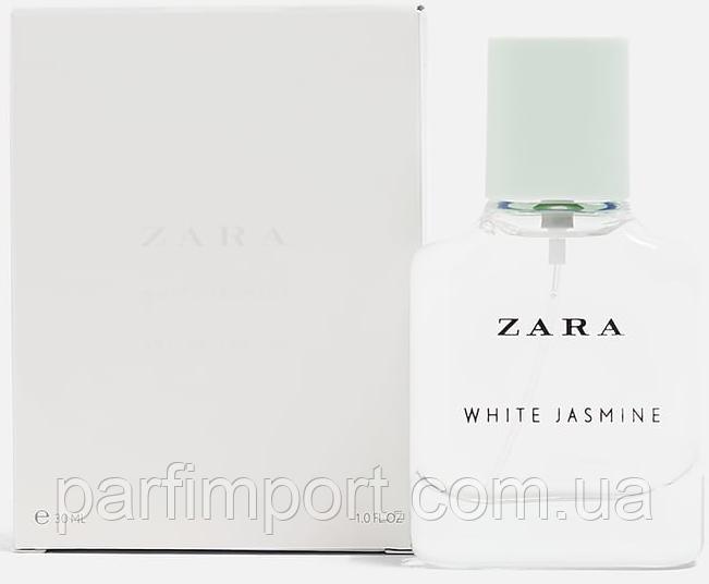 Zara White Jasmine Edp 30 Ml туалетная вода женская оригинал