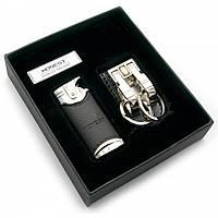 Подарочная стильная зажигалка и брелок, фото 1
