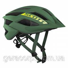 Велосипедная каска SCOTT ARX MTB PLUS зелёная
