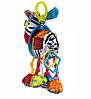 Игрушка с грызунком Ослик Дейв Balibazoo (Высота 26 см), фото 7