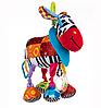 Игрушка с грызунком Ослик Дейв Balibazoo (Высота 26 см), фото 8