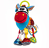 Игрушка с грызунком Ослик Дейв Balibazoo (Высота 26 см), фото 5