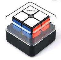 Кубик Рубика 2х2 Valk 2M (Magnetic) черный (QiYi), фото 1
