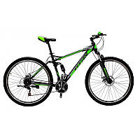 """Хит!!! Горный велосипед двухподвесник 29"""" Titan VIPER (Shimano, моноблок)"""